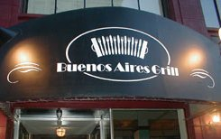 The Buenos Aires Grill in Seattle.